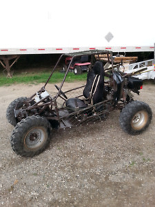 Mad max style dune buggy w/450cc Honda 6speed