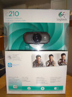 $50 - NEW Logitech Webcam (Value $99). Ideal for a Gift !!!!