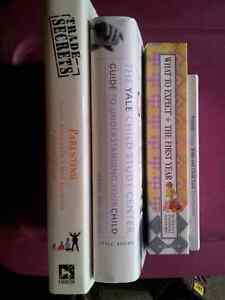 Lot - Parenting / Baby Books