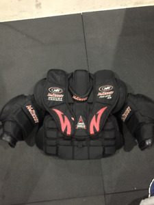 Int  Goalie Chest Protector