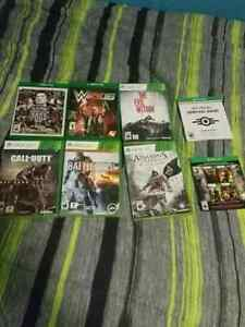 MULTIPLE GAMES NEED GONE! Xbox One/ 360 games never played!!