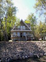 LAKEFRONT COTTAGE/HOUSE - 4 SEASON - EMMA LAKE, SASKATCHEWAN