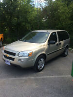 Immaculate 2009 Chevrolet Uplander LS w/ only 27,000km