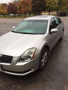 Nissan Maxima 2004 in good condition...