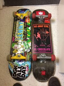DGK & Chocolate Skateboards