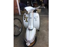 Lambretta's wanted