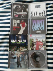 CD Collection (Variety)