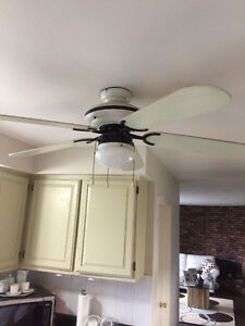 Ceiling Fan with Lamp