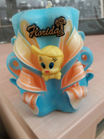 Tweety Bird Candle