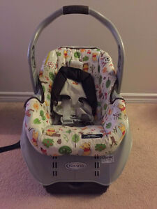 Baby gate / car seat / carrier