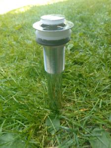 Moen pop up drain without overflow