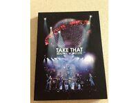 Take That DVD 'Beautiful World Live'