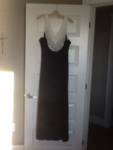 Dress, Shall & Earings
