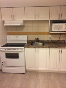 One Bedroom furnished basement in Calgary Noerth West