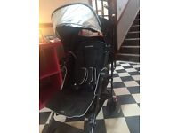 Almost new maclaren pram