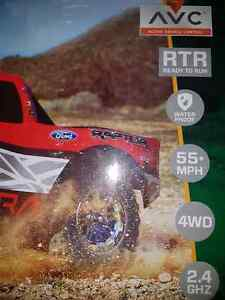 Vaterra 4wd brushless electric rc
