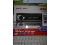 CAR RADIO WITH MP3 NEW 32GB MEMORY INSTALLED