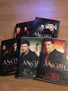 Angel- Complete Series