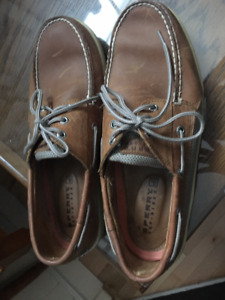 Nearly New Sperry Topsiders