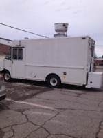 FOOD TRUCK FOR SALE $59,500