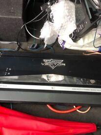 AMP & SUBWOOFER 5000w