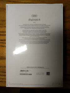 iPad Mini 4 - Brand new in box