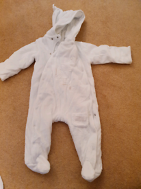 Mamas and papas 6 to 9 months snowsuit