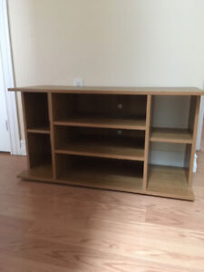 ENTERTAINMENT / TV STAND $45.00 OBO