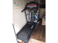 VOIT EPIC-M TREADMILL WITH ACCESSORIES REDUCED