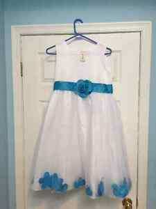 Flower Girl dress - size 12 - New