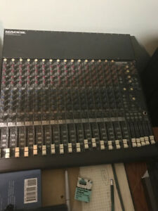 Mixer, Amp and Speekers...Price Reduced