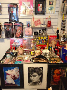 Collection of Madonna items available