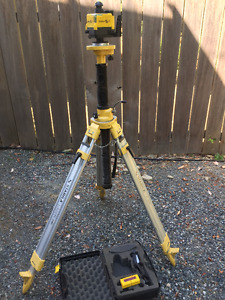 Stabila Laser level c/w tripod