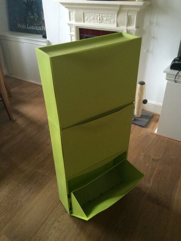 ikea trones shoe cabinet green ForIkea Trones For Sale