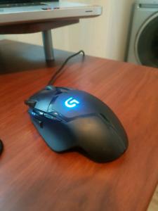 Souris logitech g402 /Logitech g402 mouse