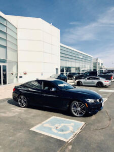 2018 BMW 440i M Sport 1&2 - Lease Takeover