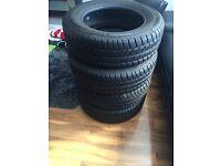 Continental vancowinter tyres x4 205 65 16c