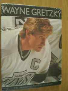 Wayne Gretzky Authorized Pictorial Biography - Brand New In Wrap London Ontario image 3