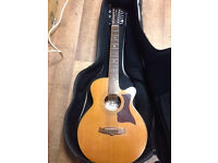 Tanglewood 12 String Guitar TW145/12-SC immaculate condition