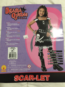 Want to be a Scar-Let the Pirate girl for Halloween?