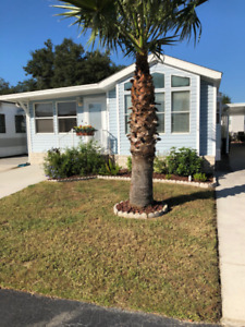 Flordia Turnkey mobile beutiful  Huge man cave  shed  a must see