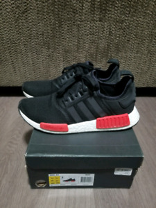 Adidas NMD Black/Red size 12