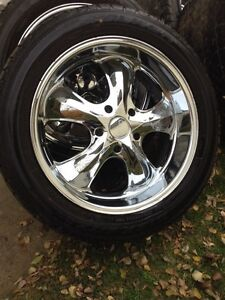 22 inch rims with Falken tires Regina Regina Area image 2
