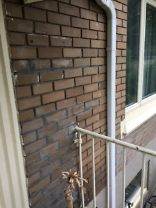brickwork handy man needed for Pointe-Claire, Montreal