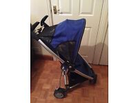 Quinny Zapp stroller buggy in blue
