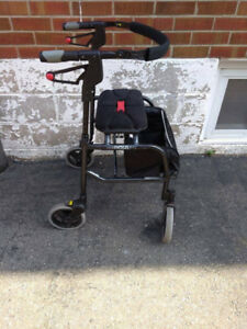 NeXus Series III Rollator Walker- Very Good Condition!