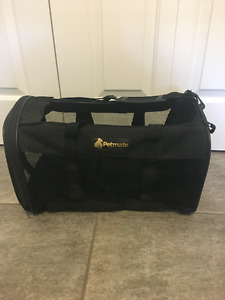 PetMate cat/small dog carrier