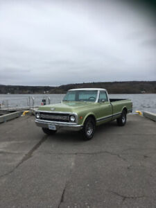 1970 C20 Chevy Camper Special Pick Up