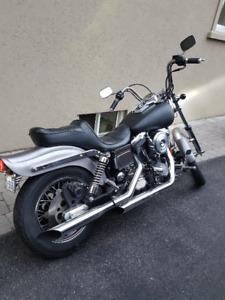 1996 Harley Dyna Wideglide