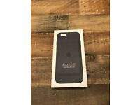 iPhone 6S Smart Battery Case Charcoal